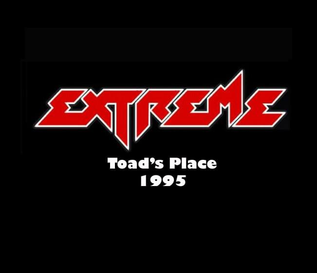 Throwback Concert: Extreme at Toad's Place 1995