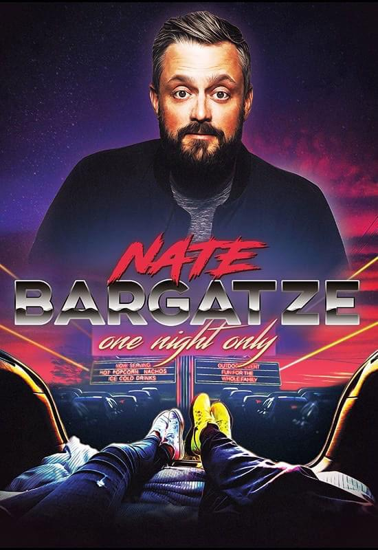 Win tickets to Nate Bargatze