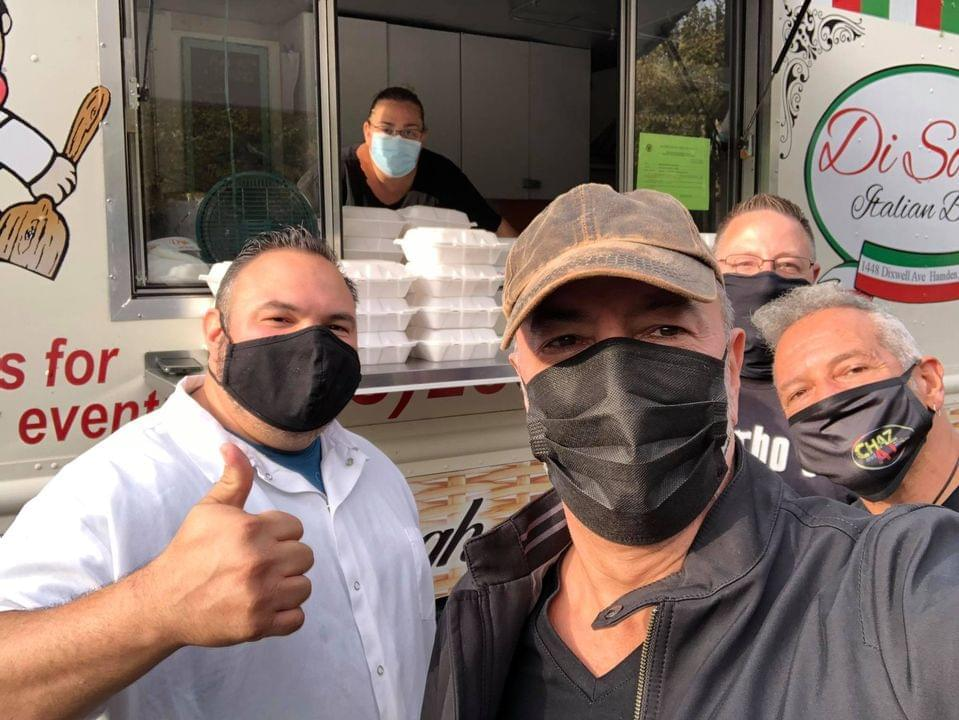 PODCAST – Friday, September 25: Recapping The Chaz & AJ Food Truck Festival And Everyone On The Show Has Homework