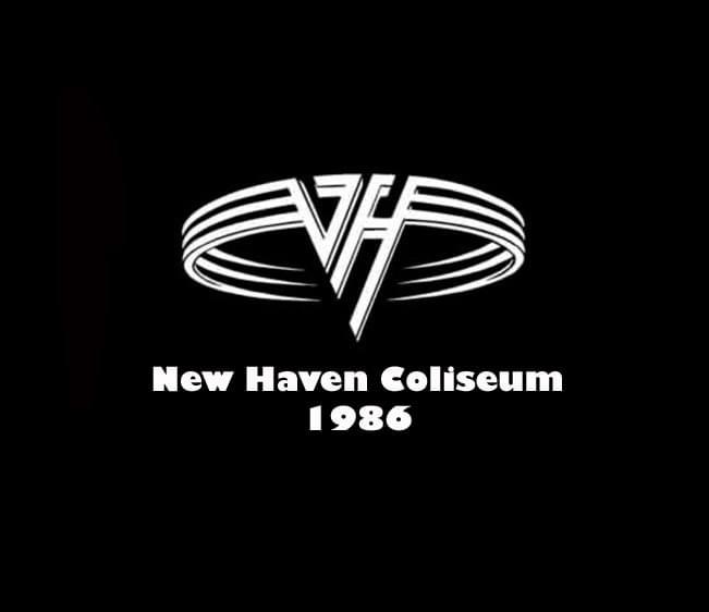 Throwback Concert: Van Halen at New Haven Coliseum 1986