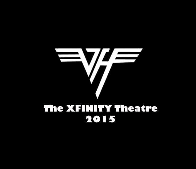 Throwback Concert: Van Halen at The XFINITY Theatre 2015