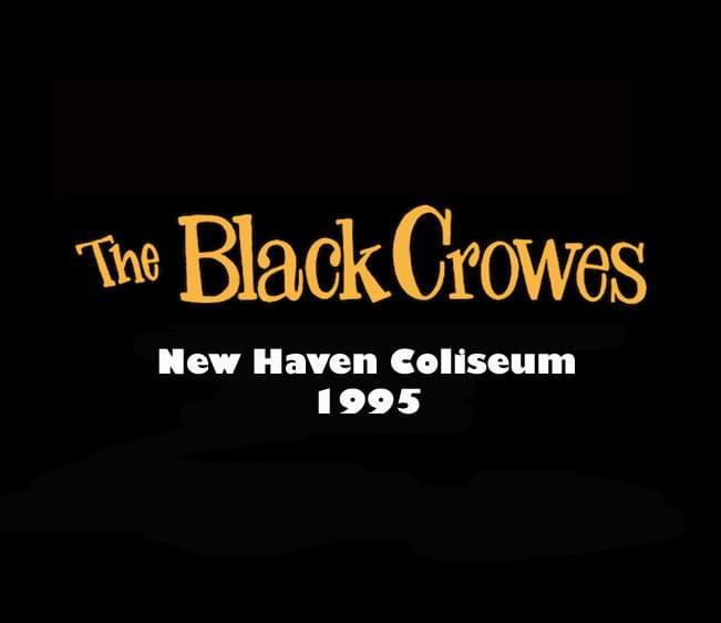 Throwback Concert: The Black Crowes at New Haven Coliseum 1995