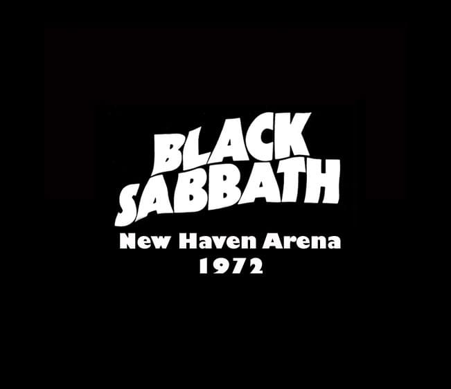 Throwback Concert: Black Sabbath at New Haven Arena 1972