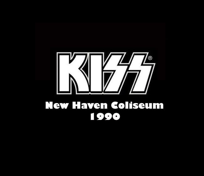 Throwback Concert: KISS at New Haven Coliseum 1990