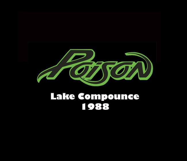 Throwback Concert: Poison at Lake Compounce 1988