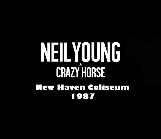 Throwback Concert: Neil Young & Crazy Horse at New Haven Coliseum 1987
