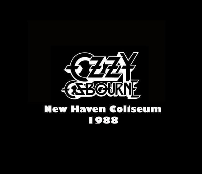 Throwback Concert: Ozzy Osbourne at New Haven Coliseum 1988
