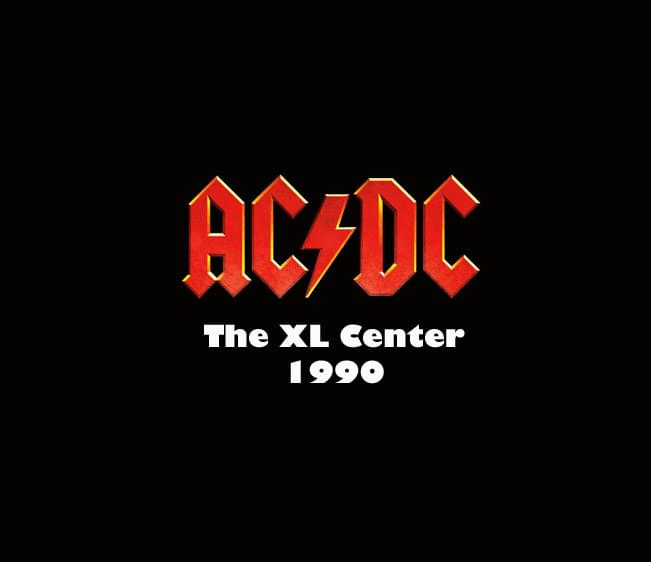 Throwback Concert: AC/DC at The XL Center 1990