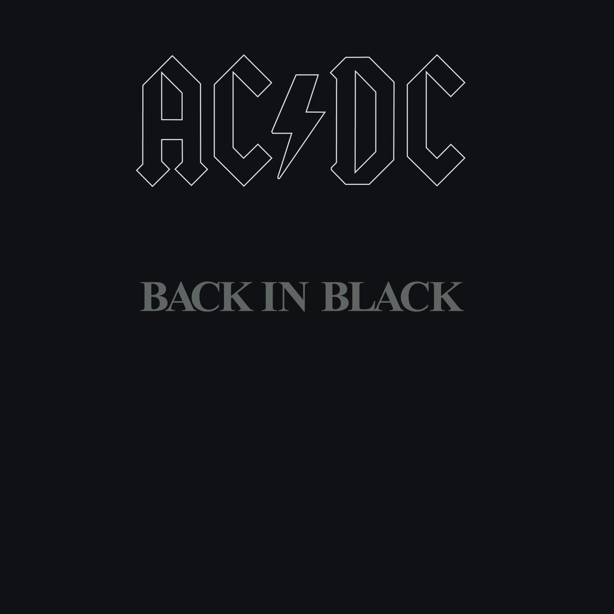 20 Albums, 20 Days: Back in Black