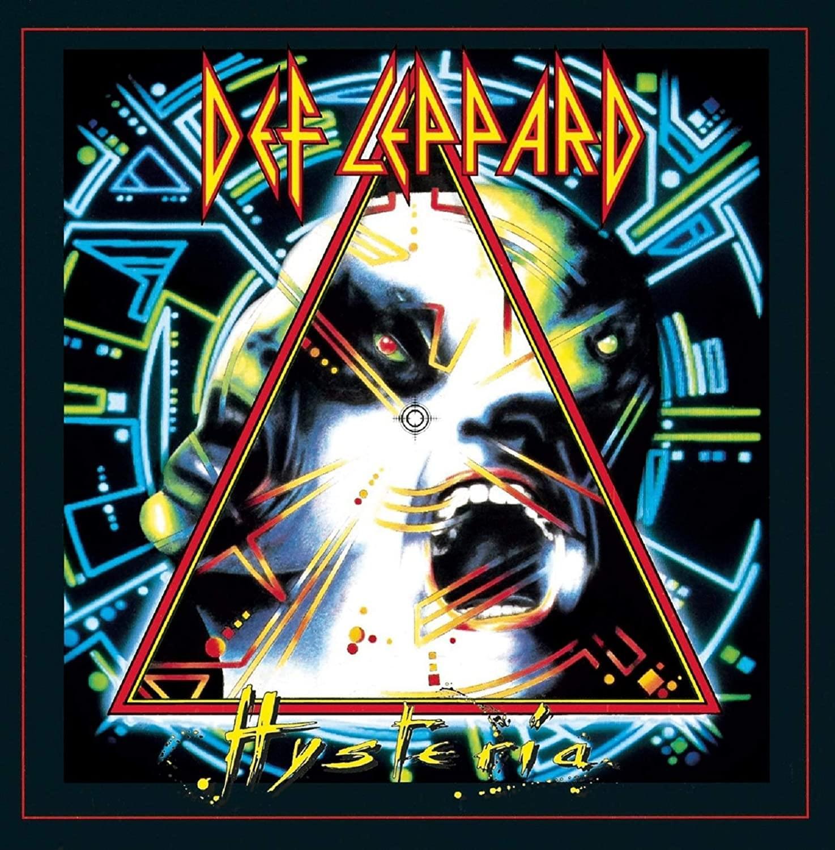 20 Albums, 20 Days: Hysteria