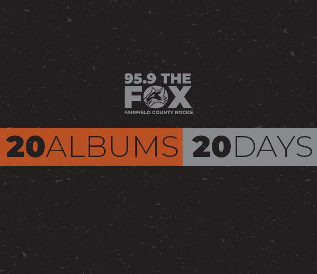 20 Albums, 20 Days