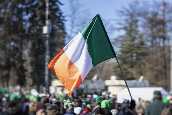 PODCAST – Wednesday, March 17: Happy Saint Patrick's Day! Petey Boy, Classic Drunk Audio, Jennifer's Birthday, And More!
