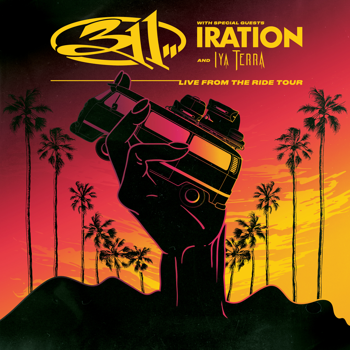 Enter to win tickets to 311