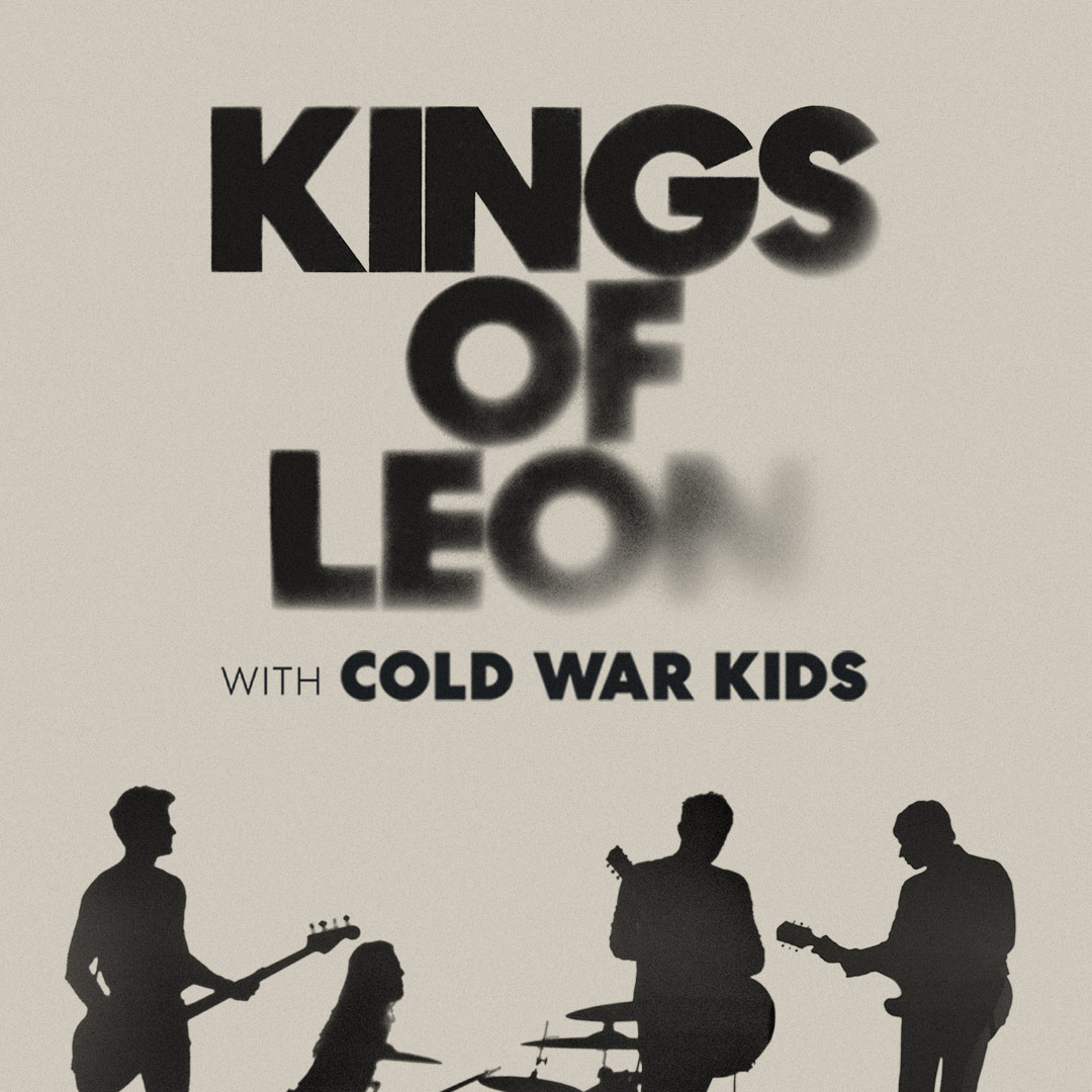 Enter to win tickets to Kings of Leon