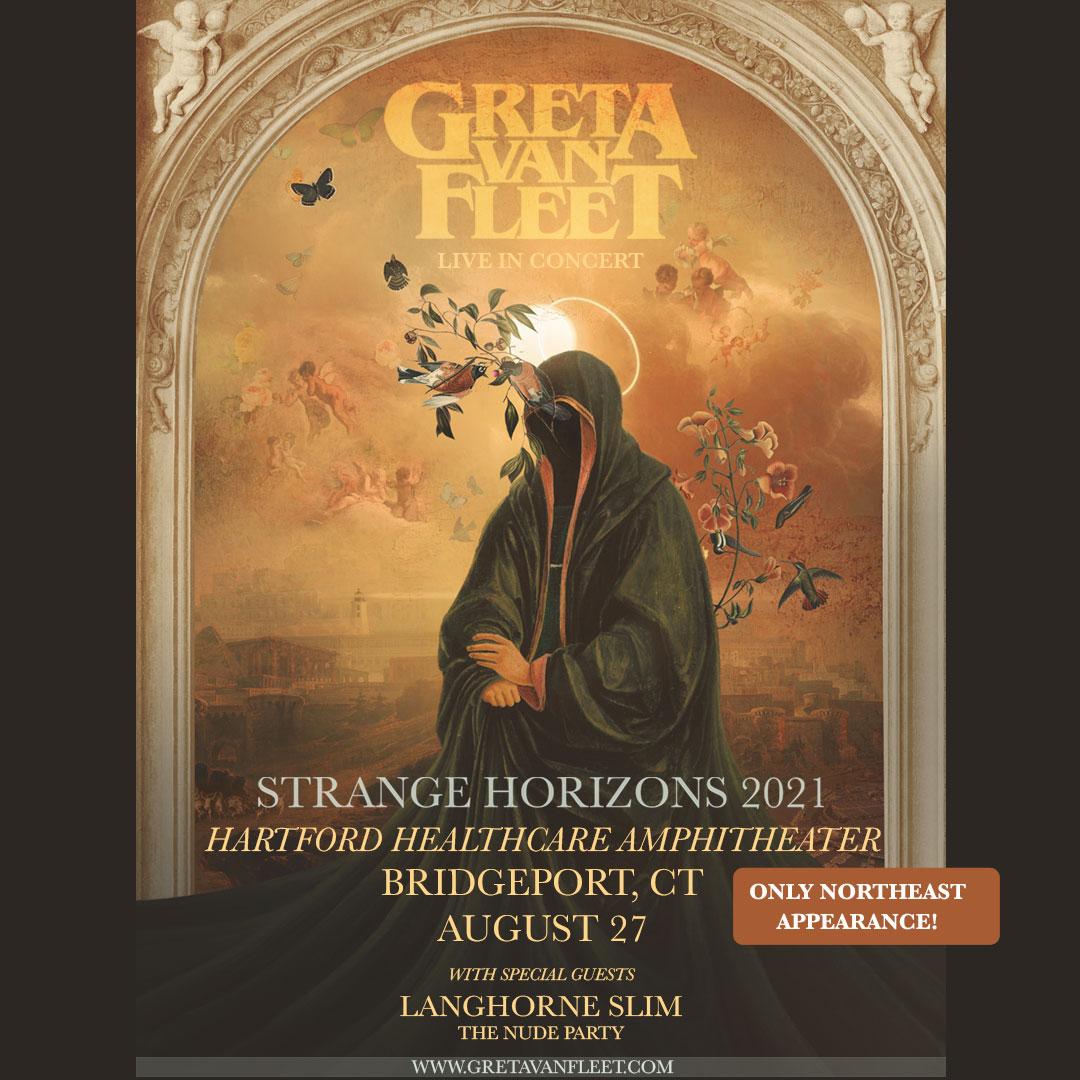 Enter to win tickets to Greta Van Fleet