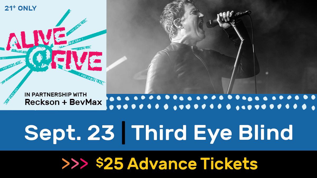 Win tickets to Third Eye Blind