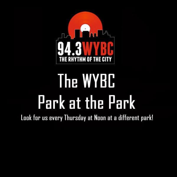 WYBC Park at the Park