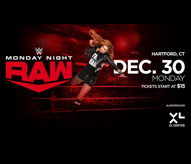 Enter to win: WWE Monday Night Raw