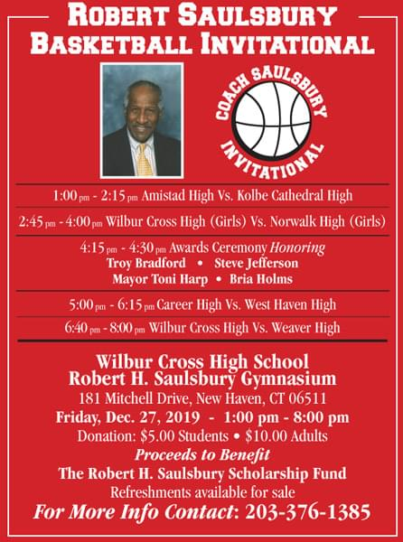 Robert Saulsbury Basketball Invitational