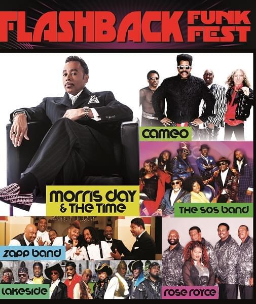 Flashback Funk Fest at Mohegan Sun