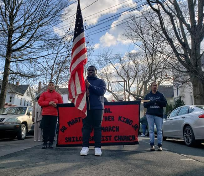 Photos: MLK Love March in New Haven
