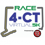 Race 4-CT Virtual 5K Run & Walk