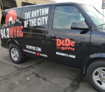 Want the 94.3 WYBC van in your parade?