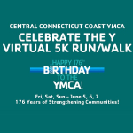 YMCA's Virtual 5K Run/Walk