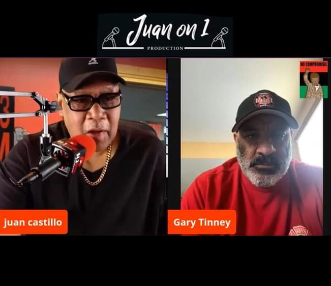 Juan On 1 with Gary Tinney