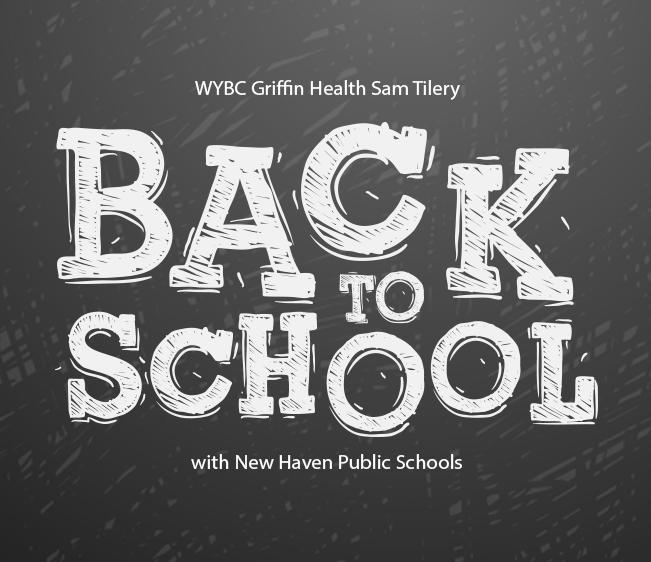 WYBC Griffin Health Sam Tilery Back To School