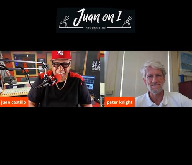 Juan On 1 with Peter Knight: Helping Small Businesses