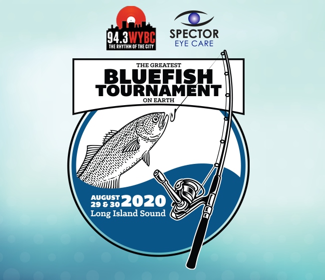 94.3 WYBCSpector Eye Care Greatest Bluefish Tournament on Earth