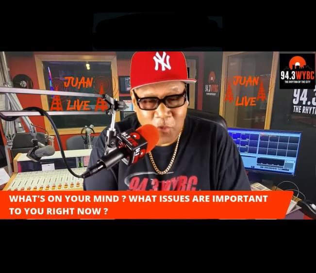 Juan Live Now: Let's Talk 7/8/20