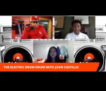 The Electric Drum with Juan Castillo: From A Youth Perspective