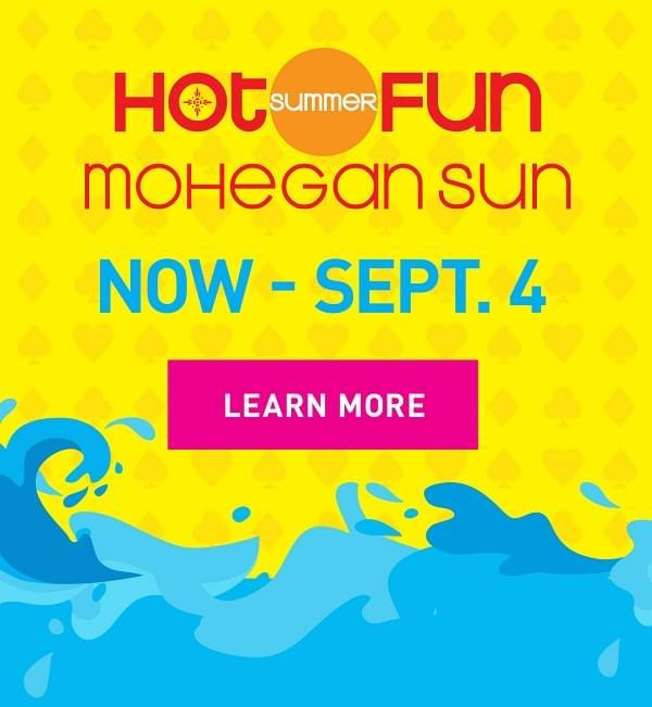 Enter To Win: Mohegan Sun Hot Summer Fun Gift Card