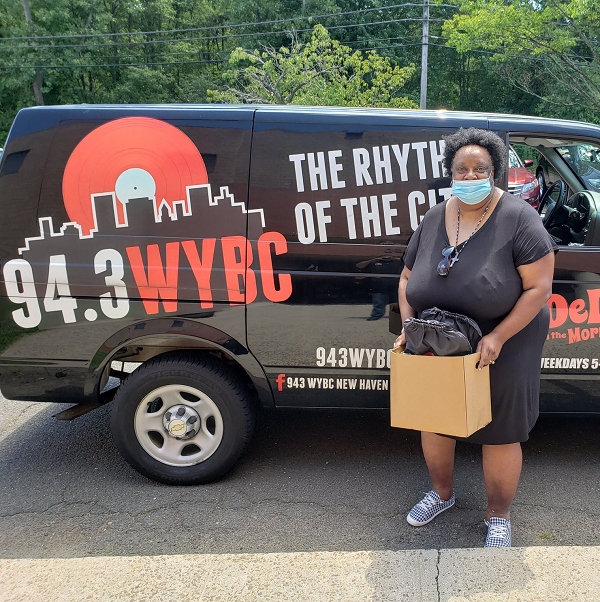 WYBC Virtual Lunch Club Winner: Debra from New Haven
