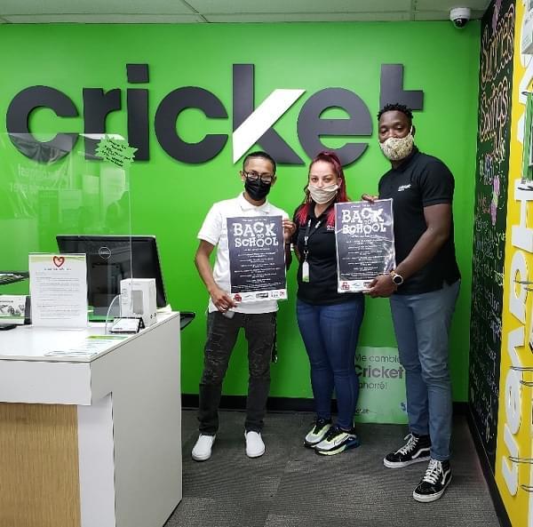 Thank You Cricket Wireless!