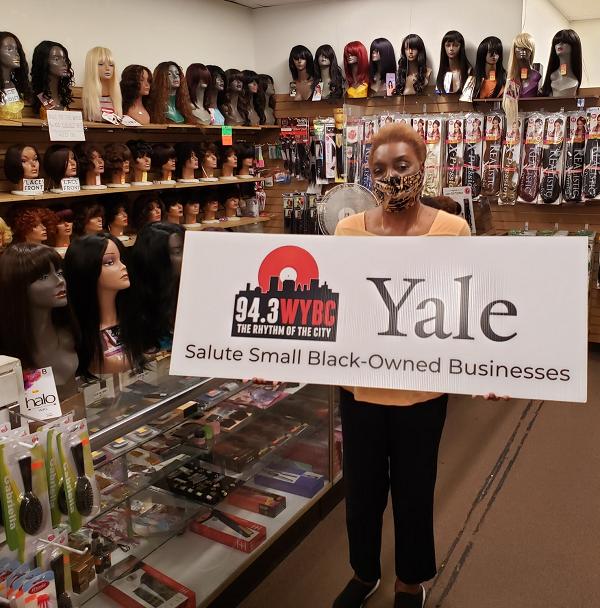 WYBC & Yale salute Beauty Plus