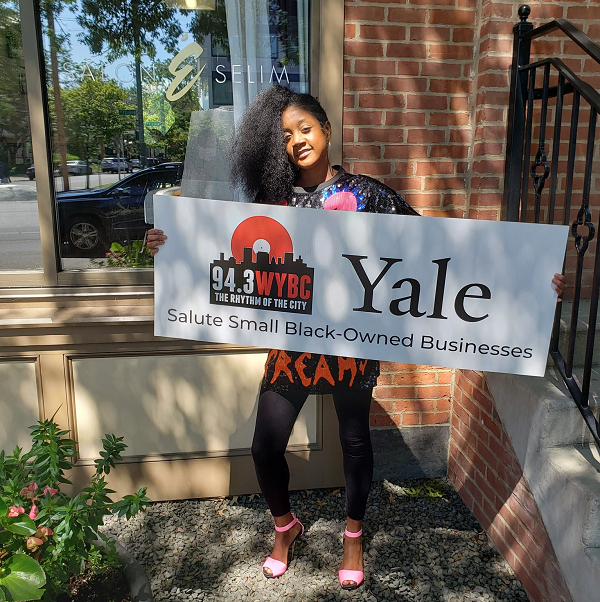 WYBC & Yale University salute Salon E'Selim