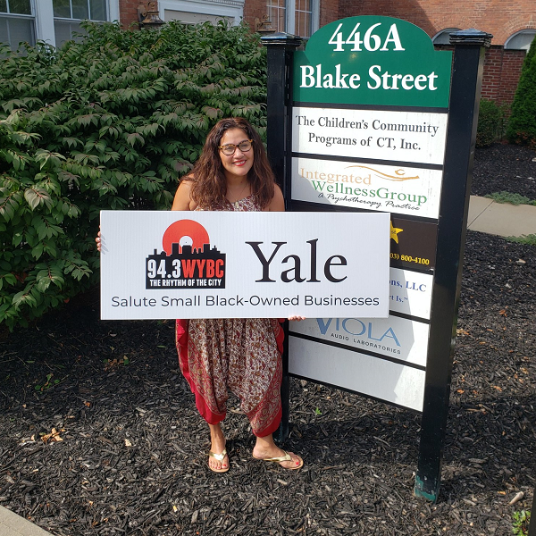 WYBC & Yale salute Integrated Wellness Group