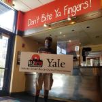 WYBC & Yale salute Ricky D's Rib Shack