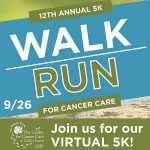 The Center for Cancer Care at Griffin Hospital Virtual 5K Walk-Run