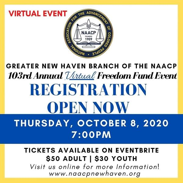 NAACP's Virtual Freedom Fund Event
