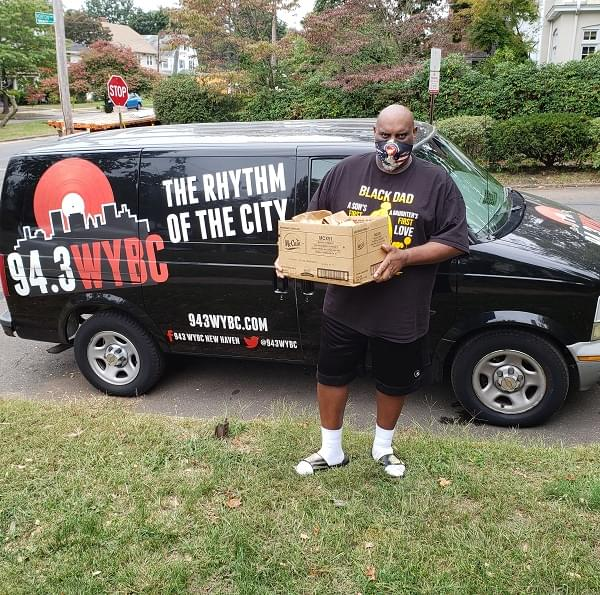 WYBC Virtual Lunch Club Winner: Charles from New Haven