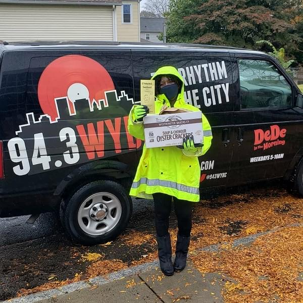 WYBC Virtual Lunch Club Winner: Sarah from New Haven