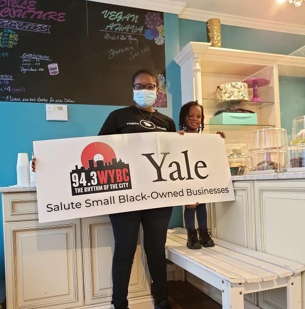 WYBC & Yale salute Vegan Ahava