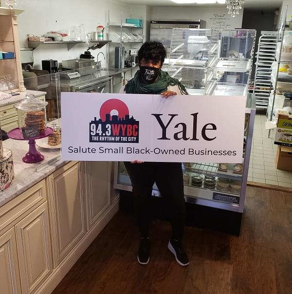 WYBC & Yale salute Edible Couture