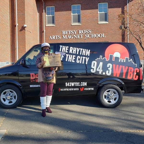 WYBC Virtual Lunch Club Winner: Joyous from New Haven