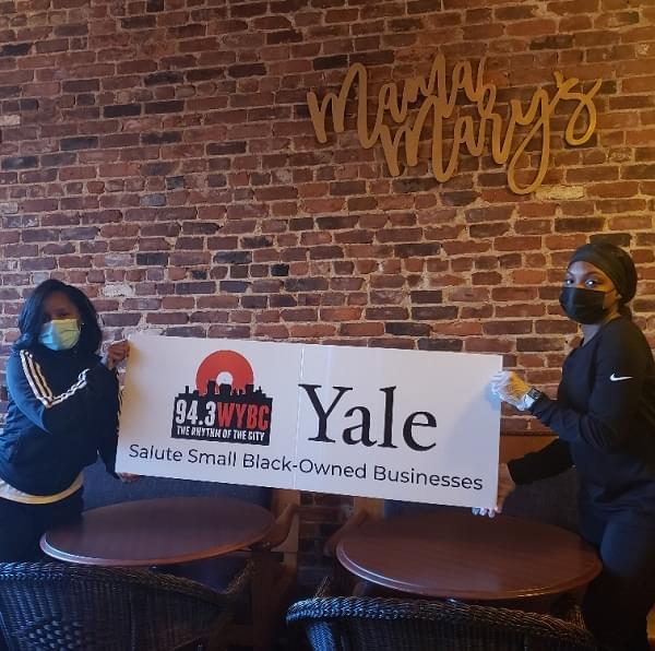 WYBC & Yale salute Mama Mary's Soul Food