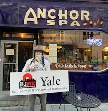 WYBC & Yale University salute Anchor Spa Restaurant
